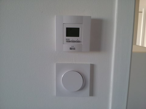 thermostat zone gainable