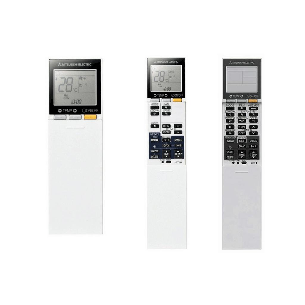 Télécommande pour Mitsubishi MSZ-GE35VA2-A1 MSZ-09UN MSZ-12UN climatiseur