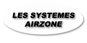 les différents systemes airzone