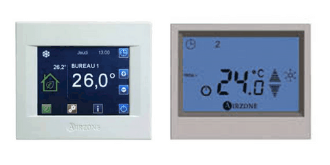 les thermostats airzone