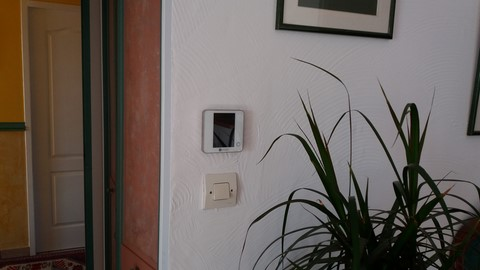 thermostat blueface airzone